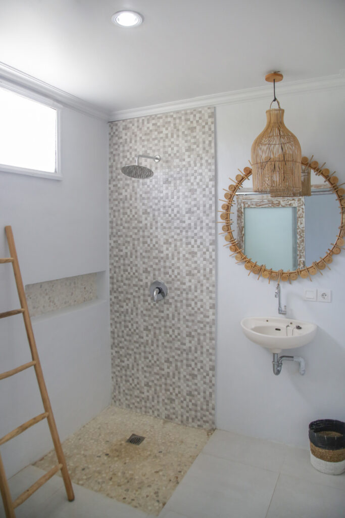 Badkamer Boho stijl