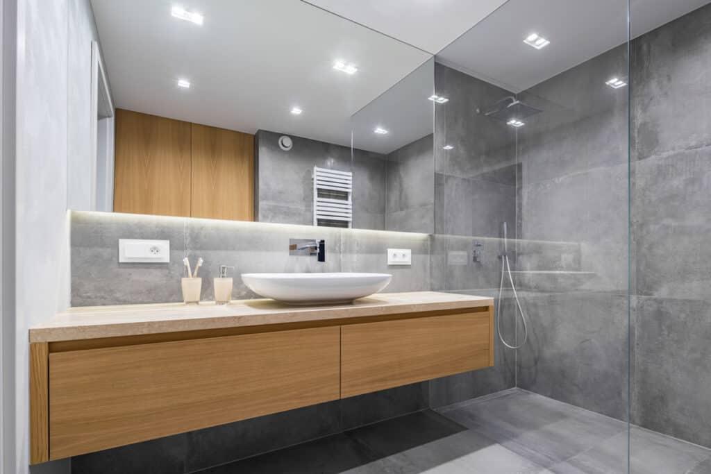 Badkamer prijs bij een nieuwe badkamer of een renovatie