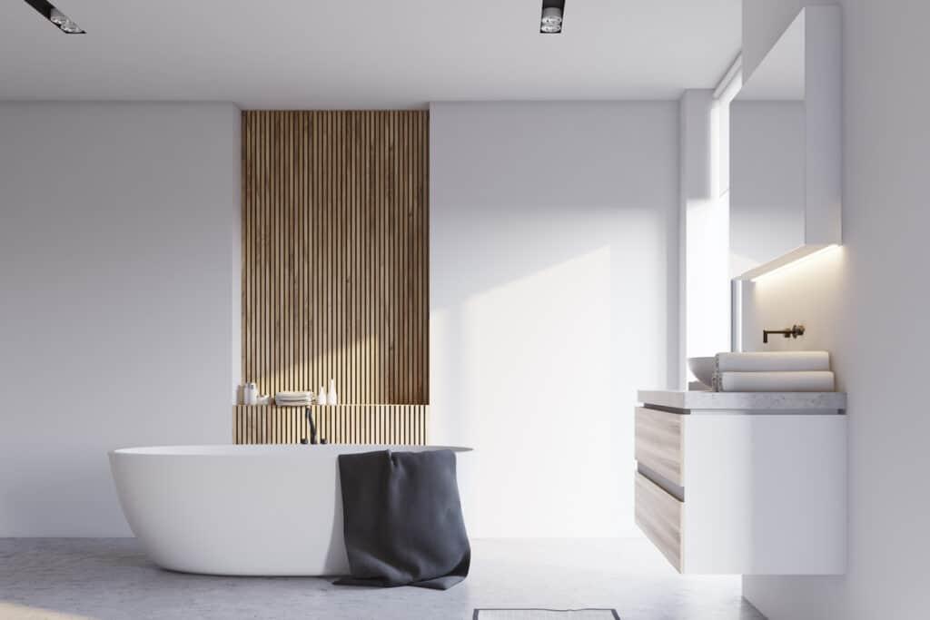 Badkamerrenovatie: Moderne stijl